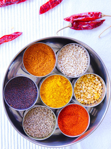 Indian Ingredient Substitutions