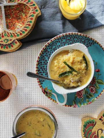 dal tadka yellow lentil curry