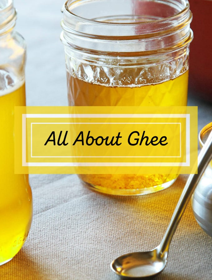 Buttered Veg Ghee Recipes & Ghee Expertise