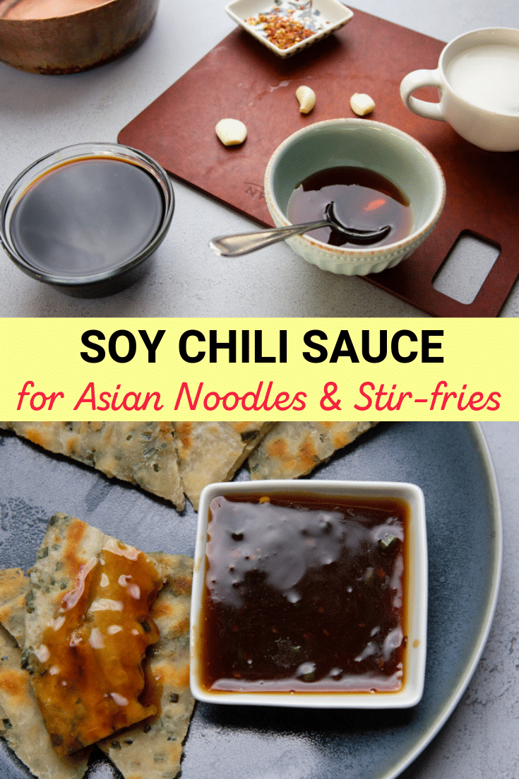Balanced Soy Chili Sauce For Asian Noodles & Stir-Fries