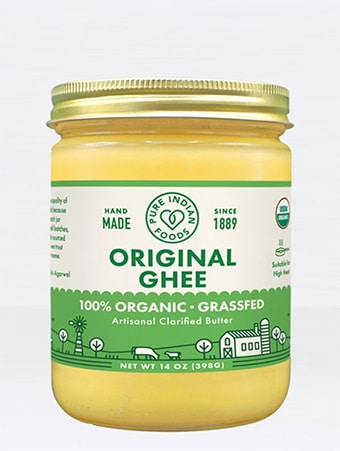 Original Ghee By Pure Indian Foods