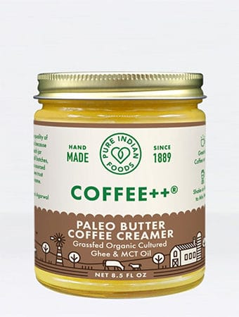 Paleo Butter Coffee Creamer by Pure Indian Foods
