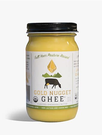 Traditional Ghee - Gold Nugget