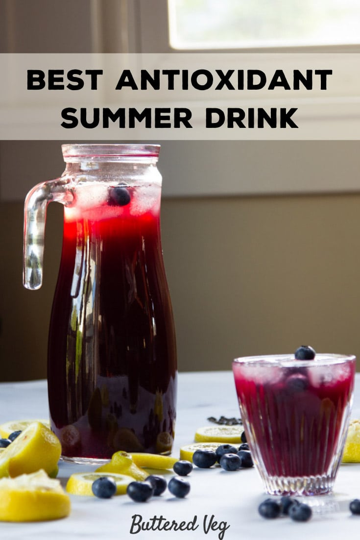 This Cooling Summer Drink Is Loaded With Antioxidants
