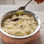 cumin rice with basmati
