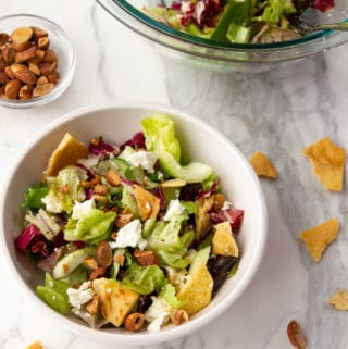 Winter salad toppings ideas