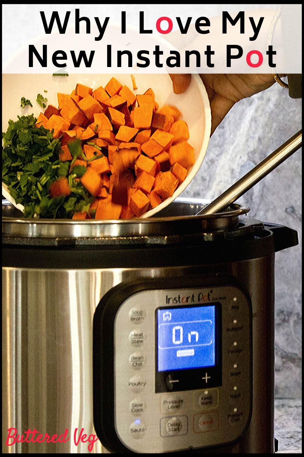 Why I Love Using My New Instant Pot