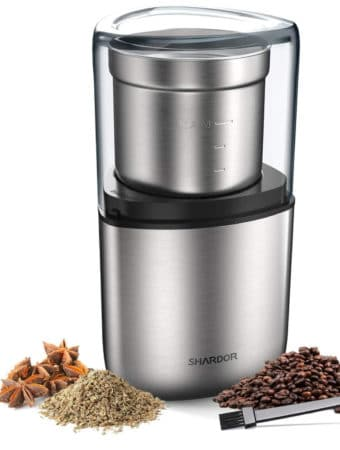 spice grinder for spices nuts and seeds